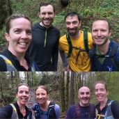 Trail Running Buddies